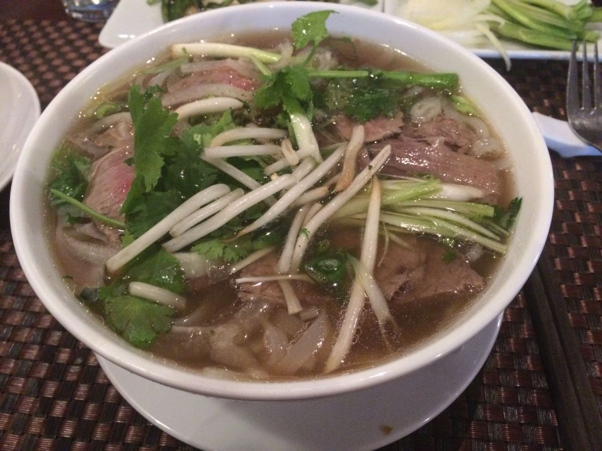 Life event: I finally made pho