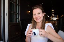 Coffee in Arras