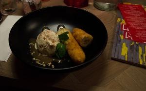 Dessert at Bar Soba